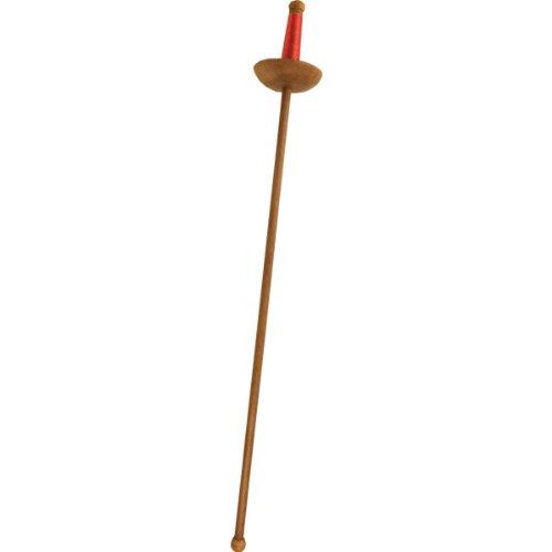 bestsaller-1023-edel-degen-mit-gewickelten-griff-holz-geolt-75cm-lang-natur-1-stuck