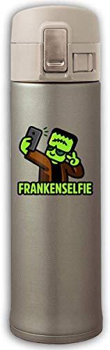 Franken Selfie Stainless Steel Mug