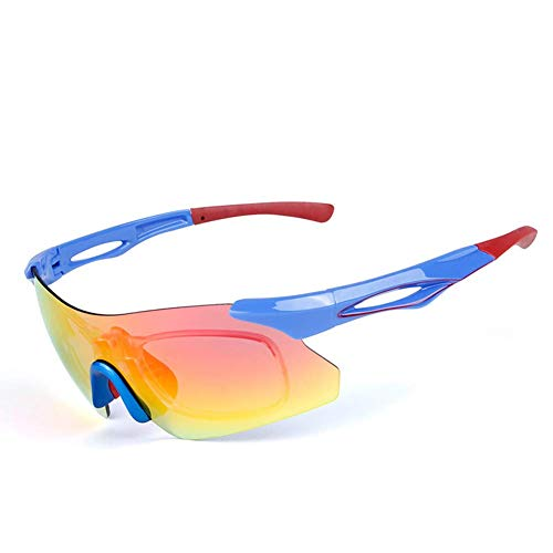 SCJ Radfahren Brille Männer und Frauen Fahren Brillen Sonnenbrillen Outdoor-Sportarten Angeln Laufen Golf