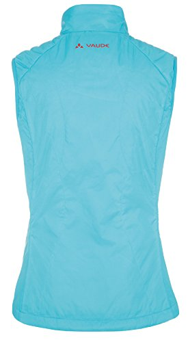 VAUDE veste sans manches pour femme women's freney vest iI Turquoise - Bleu Mers du Sud