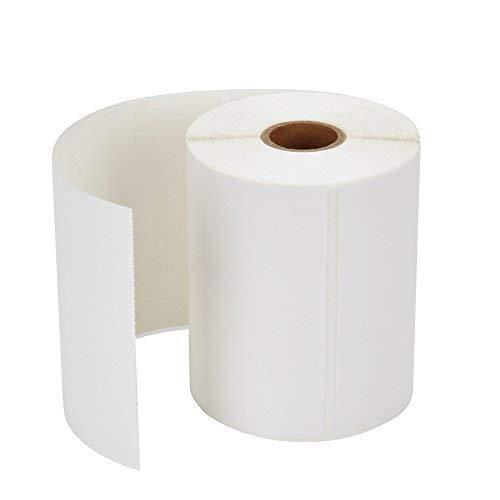 Forlei Products Thermo-Versand-Etiketten, 10,2 x 15,2 cm, 250 Etiketten/Rolle, 2,5 cm Kern, kompatibel mit Zebra 2844 ZP-450 ZP-500 ZP-505 6 Rolls -