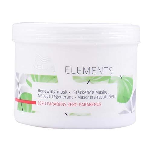 Wella Elements Renewing Mask 500 Ml 1 Unidad 500 g