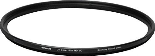 Polaroid Pro Series 62 mm Super Slim L39 MC UV-Filter aus deutschem SCHOTT-Glas