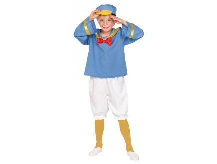 Fyasa 706337-t02Sailor Ente Kostüm, ()
