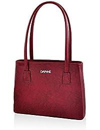 Daphne Women's Handbag ( Maroon )