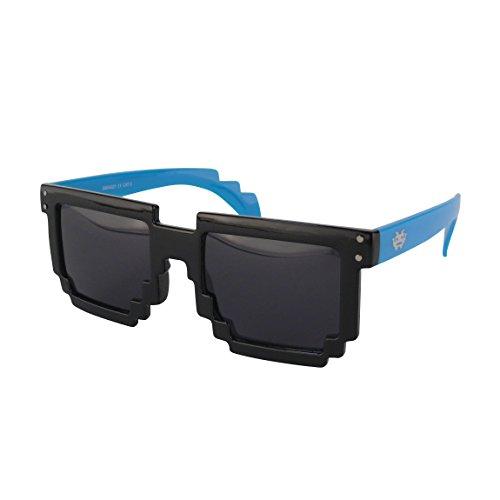 LQABW Nuovi Occhiali Da Sole Di Tendenza Original Wayfarer Popolare Vetri Trasparenti Per Uomini E Donne,Type1