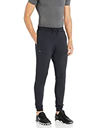 Under Armour Rival Fleece Jogger Pantalones, Hombre, Negro Black 001, XS
