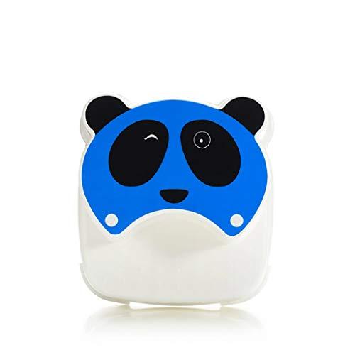 LFY 2-Stufen-Hocker für Kinder, niedliche Panda-Multifunktionsleiter, umweltfreundliches PP-Material