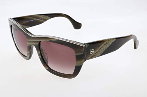 Balenciaga Damen Sonnenbrille, Multicolour, 52