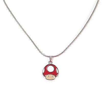 Bioworld - Collier Champignon Nintendo Super Mario