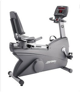 Life Fitness Remanufactured LF 95Ri Recumbent Bike