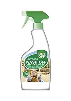 Get Off Spray - Pour Repousser Chats Et Chiens