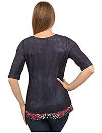 neue auswahl noch eine Chance Genieße den kostenlosen Versand Suchergebnis auf Amazon.de für: Damenshirt Viskose ...