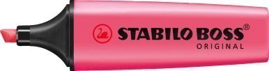 pack-of-3-pink-stabilo-boss-highlighters-fluorescent-colours-water-based-ink-by-stabilo