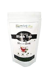 Hamlettea Orthodox Black Tea, 50g (Pack of 4)