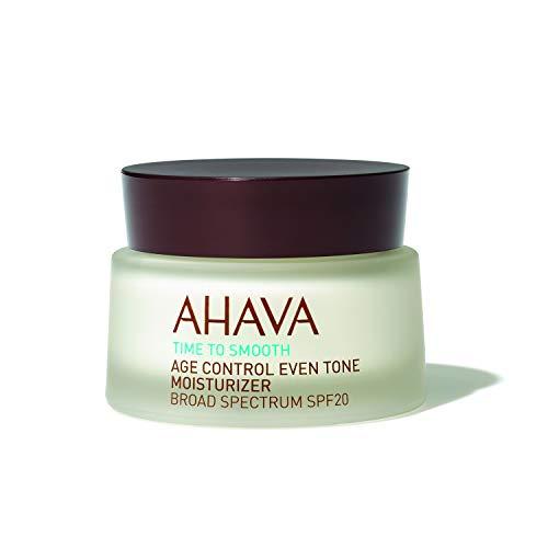 AHAVA Time to Smooth Age Control Gesichtcreme LSP 20, 50 ml - Ahava Gesichtspflege