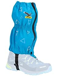 Salewa polaina Junior, Azul