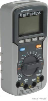 HERTH+BUSS JAKOPARTS 95980775 Multimeter