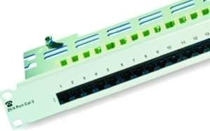 PROTEC.net PPP3 25 PPP3 25 Patchpanel Cat 3 25 Port 1 HE