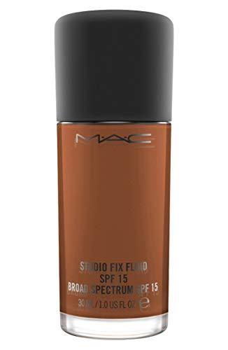 MAC studio Fix Fluid Foundation SPF15 NW58