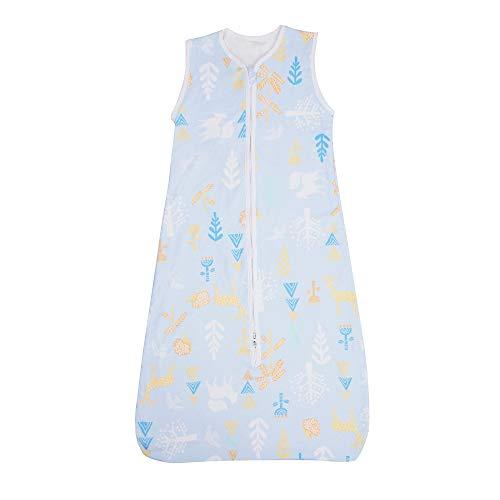 Nabance Baby Schlafsack Sommerschlafsack Schlafsack Baby 1 Tog Neugeborene Babyschlafsack 70-90 cm für 3-18 Monate