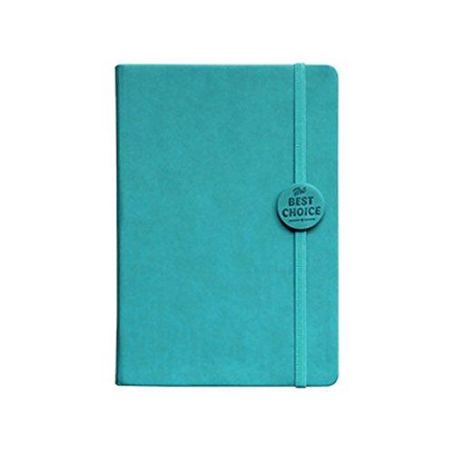 A6/A5/B5 Kunstleder Verband Tagebuch Notizbuch Schreibzeug
