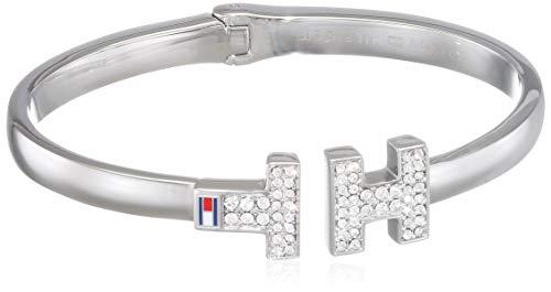 Tommy Hilfiger Jewelry Damen Manschetten Armbänder Edelstahl - 2700983