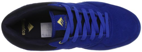 Emerica  THE HERITIC, basket homme Bleu - Blau (navy/blue/gold 660)