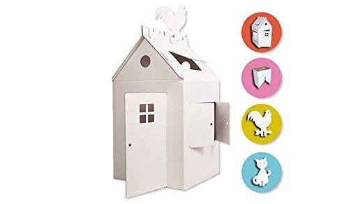 'Estable Casa de cartón
