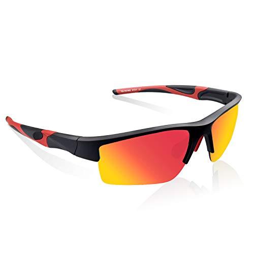 Budget&Good Gafas sol deportes gafas sol inastillables