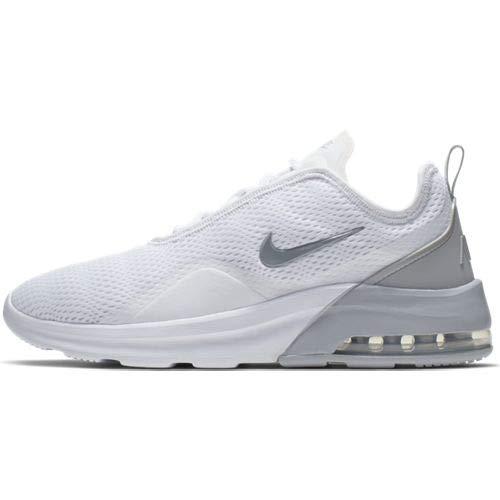 Nike Herren Air Max Motion 2 Leichtathletikschuhe, Weiß (White/Wolf Grey 000), 43 EU