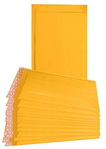 25 Pack Kraft Padded Envelopes 8...