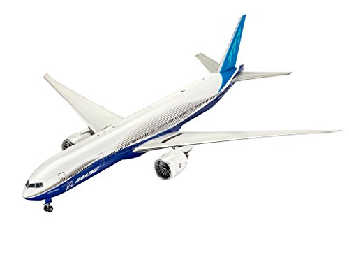 Revell revell04945Boeing 777–300ER Model-Flugzeug, Kit Model Kit Flugzeug