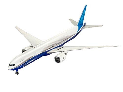 Revell revell04945Boeing 777–300ER Model-Flugzeug, Kit (Spielzeug Ww2-flugzeug)