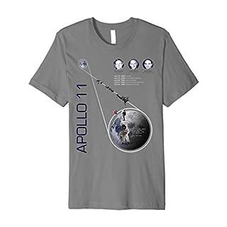 Apollo 11 First Moon Landing 50 Year Anniversary T-Shirt