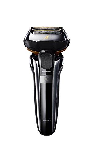 Panasonic Trocken Nass (Panasonic ES-LV6Q-S803 Premium Rasierer mit flexiblem 3D-Scherkopf, Elektrorasierer für Herren, Nass-/Trocken-Rasierapparat, Anpassung an jede Kontur, schwarz)