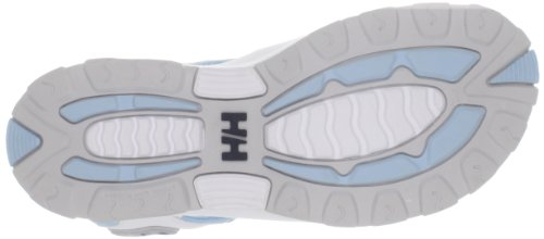Helly Hansen W the Bekk Llite, Chaussures de Sport Femme Multicolore - Blanco / Azul (005 White / Navy / Light Blue)