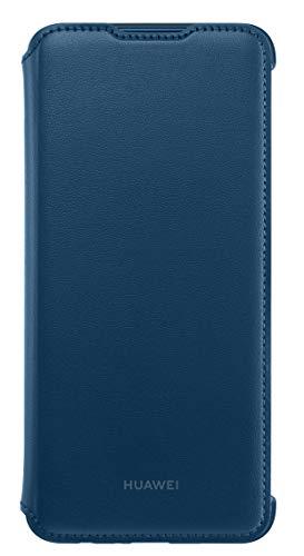 Huawei PU Schutzhülle, Flip Cover P Smart 2019, Deep Blue