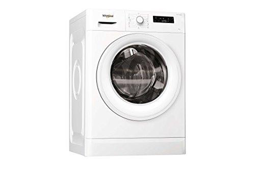 Whirlpool FWF81283W Libera installazione Carica frontale 8kg 1200Giri/min A+++ Bianco lavatrice