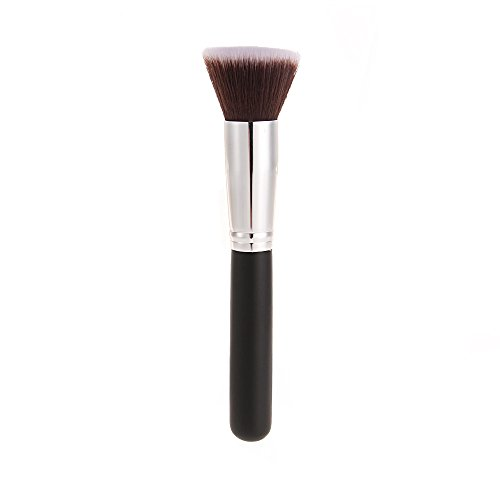 foxpic-professional-makeup-cosmetic-flat-top-foundation-brush-wooden-handle-artificial-fiber-hairs-f