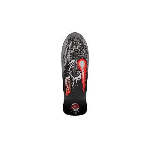 Santa Cruz skateboard deck Obrien Reaper Metallic 9.85'