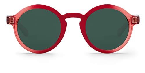 7ca23349f7 Mr Boho Dalston Montures de Lunettes, Rouge (Cherry/Classical Lenses), 46