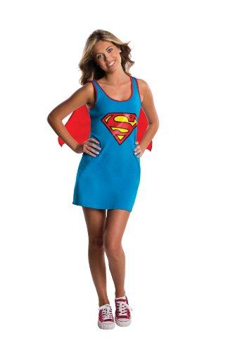 Rubie's Supergirl Kostümkleid für Jugendliche DC - Supergirl Kostüm Für Jugendliche