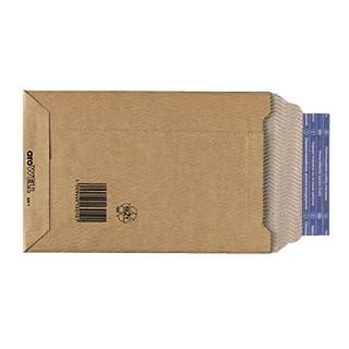 Versandtaschen AROWELL GR.1 18x27,5 (17,5x26,5) HV braun 100 Stück