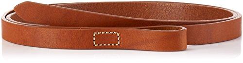 Marc O'Polo 601822103083-Cintura Donna, colore Marrone (cognac 715), taglia 90
