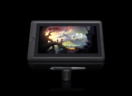 Buy Wacom Cintiq 13 HD Interactive Pen Display, English Language Version – Black Review