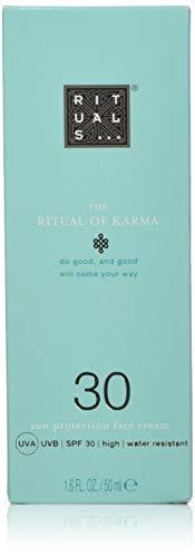 RITUALS Cosmetics The of Karma Sun Protection Face Cream 30 Sonnencreme Gesicht LSF30 50 ml