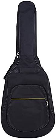 """Outdoor Bag, Andoer 41"""" Acoustic Classical Guitar Bag Case Backpack Adjustable Shoulder Strap Portable 4m"""