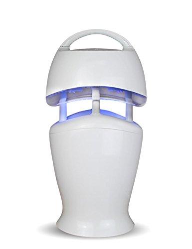 Household nessuna radiazione donne incinte, di sicurezza infantili del controllo intelligente ottico della luce fotocatalisi della Anti-zanzara lampada