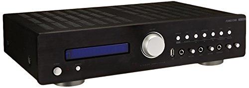 Fonestar AS-170RU - Amplificador Hi-Fi USB/MP3/AM/FM